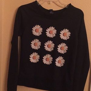 Sunflower Sweatshirt!